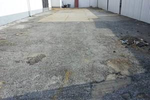 Photo #1: Pot holes Driveways. Asphalt paving
