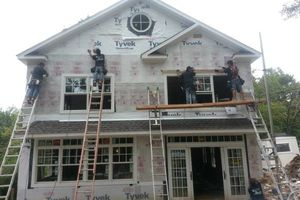 Photo #1: HOME - All TYPE OF REMODELING