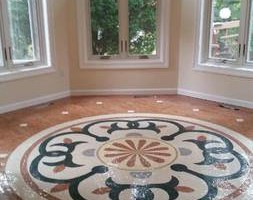 Photo #1: Parara Carpentry, Inc. Floor and Tile installation