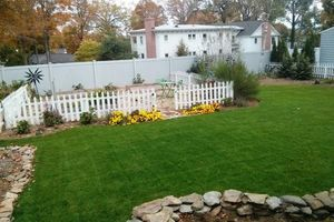 Photo #1: Lawn Service & Landscaping and Handyman