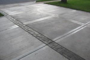 Photo #1: CEMENT driveway, sidewalk steps, concrete