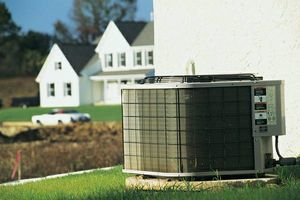 Photo #1: AC Condenser Replacement-Lowest Cost Guaranteed!!!
