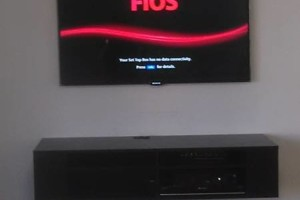 Photo #1: TV Mounting of any size! SG Installations NY