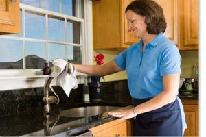 Photo #1: LOUISA'S CLEANING SERVICES