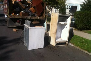 Photo #1: LOW COST GARBAGE REMOVAL SERVICE