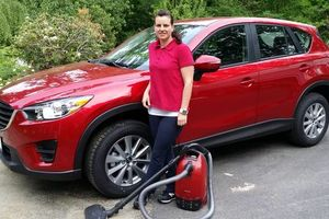 Photo #1: House cleaning service, polish lady, very friendly and experienced.