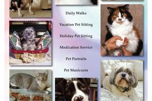 Photo #1: Families have trusted us to sit for their pets for over 15 years