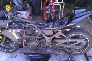 Photo #3: 5 Star Motorcycle Mechanic