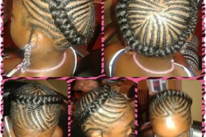 Photo #1: Kids hairstyles & Braids $45 & up !!! Same Day Appt Available !!!