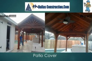 Photo #18: Dallas Construction ~ Custom Designed Patio Covers And More!