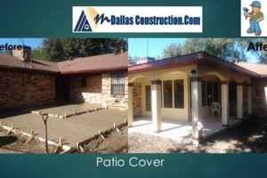 Photo #15: Dallas Construction ~ Custom Designed Patio Covers And More!