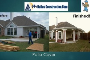 Photo #14: Dallas Construction ~ Custom Designed Patio Covers And More!
