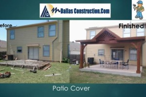 Photo #13: Dallas Construction ~ Custom Designed Patio Covers And More!