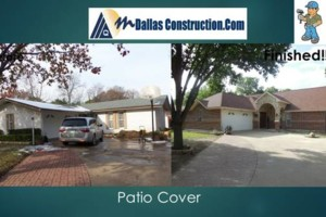 Photo #10: Dallas Construction ~ Custom Designed Patio Covers And More!