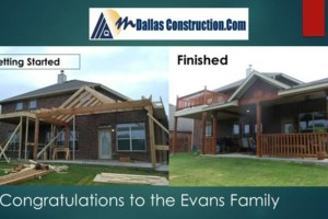Photo #9: Dallas Construction ~ Custom Designed Patio Covers And More!