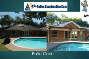Photo #7: Dallas Construction ~ Custom Designed Patio Covers And More!