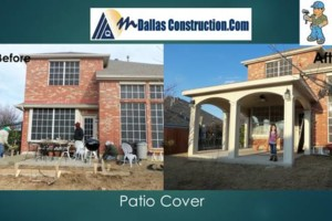 Photo #6: Dallas Construction ~ Custom Designed Patio Covers And More!