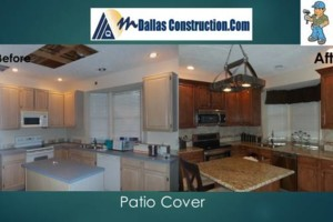 Photo #4: Dallas Construction ~ Custom Designed Patio Covers And More!