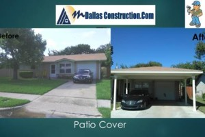 Photo #3: Dallas Construction ~ Custom Designed Patio Covers And More!