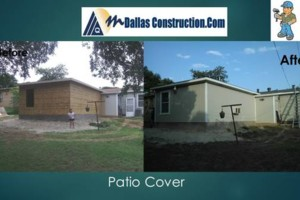 Photo #2: Dallas Construction ~ Custom Designed Patio Covers And More!