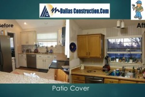 Photo #1: Dallas Construction ~ Custom Designed Patio Covers And More!