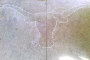 Photo #17: Stained Concrete