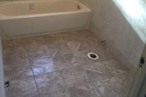 Photo #3: Kitchen & Bath Tile Installer