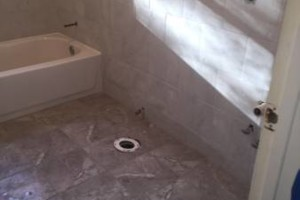 Photo #2: Kitchen & Bath Tile Installer