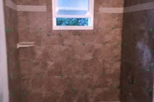 Photo #1: Kitchen & Bath Tile Installer