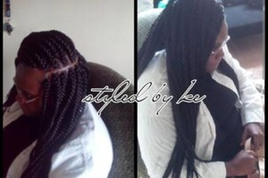Photo #14: 65box braids, 65marley twist, 80 individuals, 90 faux locs!!