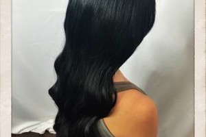 Photo #1: FALL IN LOVE WITH YOUR HAIR! Creative color & cut $100