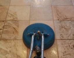 Photo #1: Tile, Grout cleaning. Rug cleaner