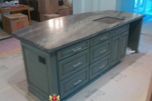 Photo #18: GRANITE-MARBLE & ANY STONE ( fabrication & installation )