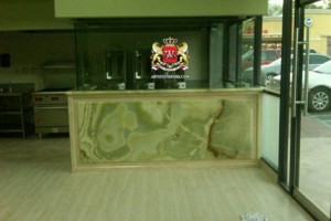Photo #17: GRANITE-MARBLE & ANY STONE ( fabrication & installation )