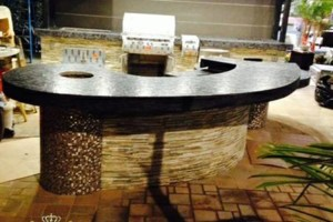 Photo #16: GRANITE-MARBLE & ANY STONE ( fabrication & installation )
