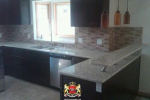 Photo #14: GRANITE-MARBLE & ANY STONE ( fabrication & installation )