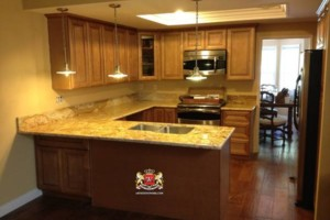 Photo #9: GRANITE-MARBLE & ANY STONE ( fabrication & installation )
