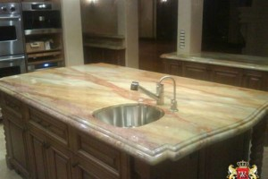 Photo #8: GRANITE-MARBLE & ANY STONE ( fabrication & installation )