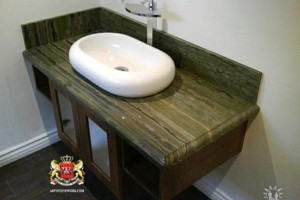 Photo #4: GRANITE-MARBLE & ANY STONE ( fabrication & installation )