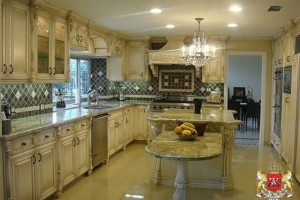 Photo #1: GRANITE-MARBLE & ANY STONE ( fabrication & installation )