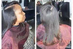 Photo #2: Licensed hairstylist. $35 Thursdays
