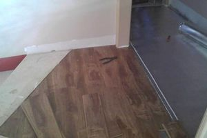 Photo #5: Laminate Flooring $300/day