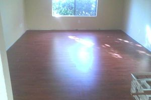 Photo #3: Laminate Flooring $300/day