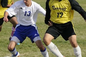 Photo #1: $35 an hour personal or group SOCCER TRAINING