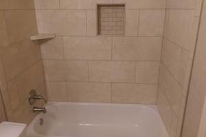 Photo #1: Affordable Tile Installation & Bathroom Remodeling