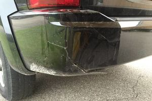Photo #8: Bumper and wheel repair - car looking like new again!