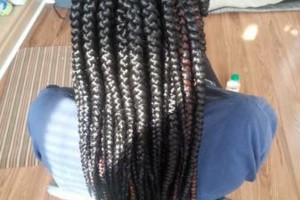 Photo #1: Box Braids $60 special! Book Now.
