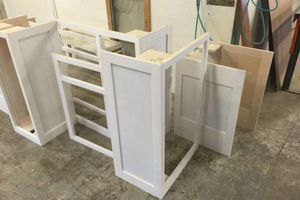 Photo #3: CABINET, DOORS MADE DOVTAIL, DRAWERS MADE