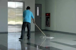 Photo #2: Commercial Store Floor Cleaning Service