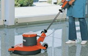 Photo #1: Commercial Store Floor Cleaning Service